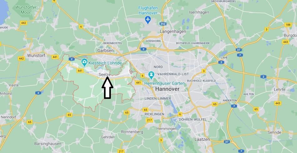 Wo liegt Seelze - Kopya (2)