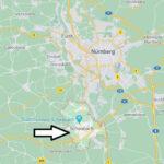 Wo liegt genau Schwabach