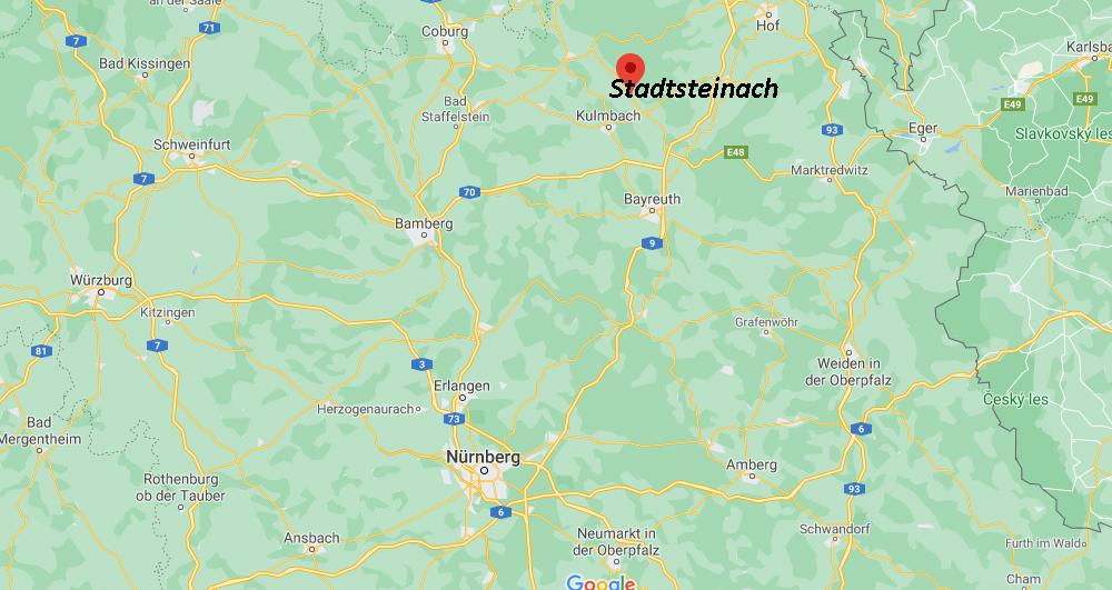 In welchem Bundesland ist Stadtsteinach