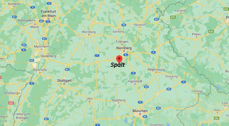 In welchem Bundesland liegt Spalt