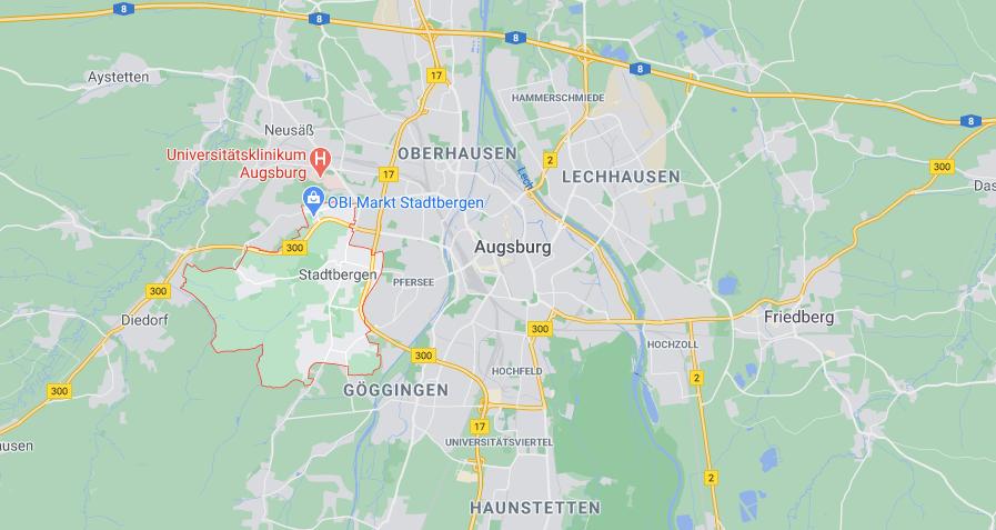 In welchem Bundesland liegt Stadtbergen