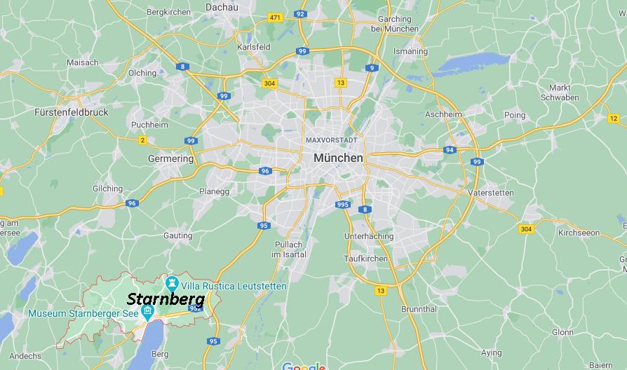In welchem Bundesland liegt Starnberg