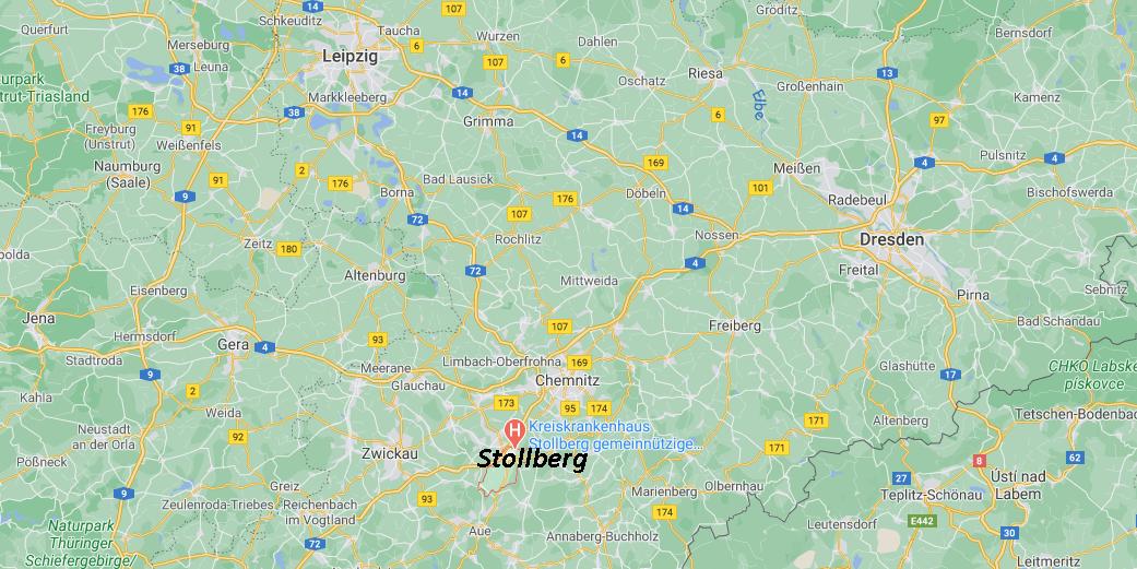 In welchem Bundesland liegt Stollberg