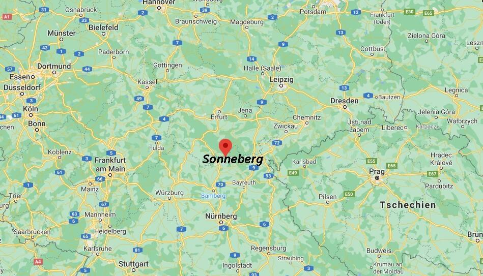 Stadt Sonneberg
