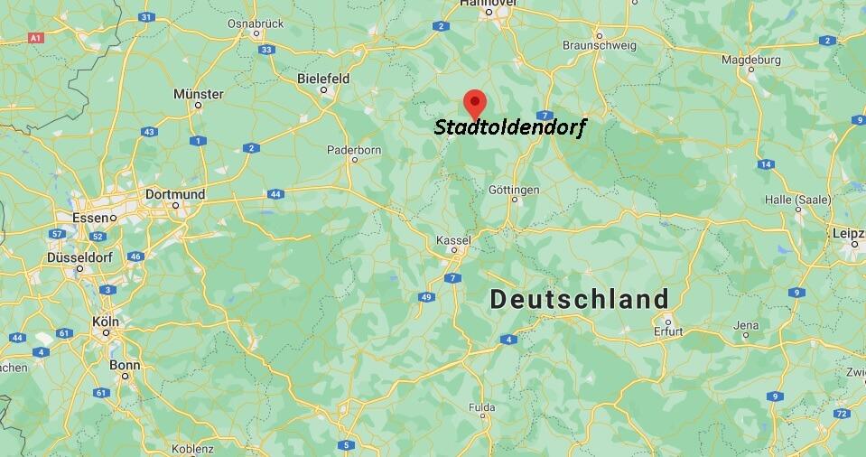 In welchem Bundesland ist Stadtoldendorf