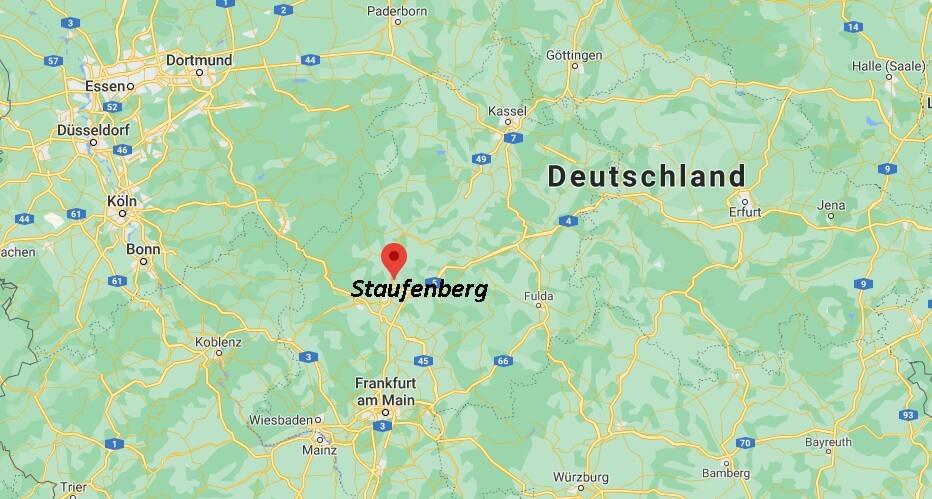 In welchem Bundesland liegt Staufenberg