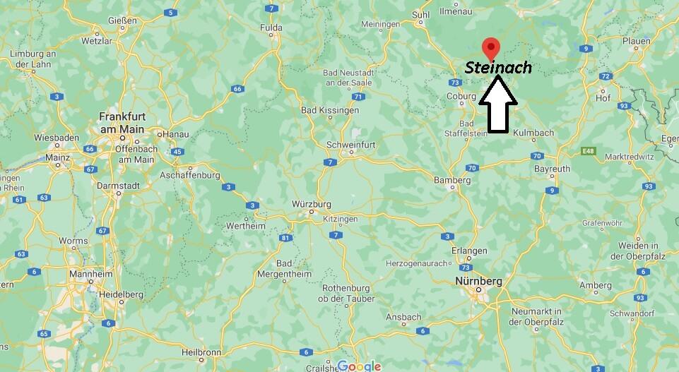 In welchem Bundesland liegt Steinach