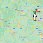 Wo ist Seßlach (Postleitzahl 96145)
