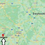 Wo ist Simmern (Postleitzahl 55469)