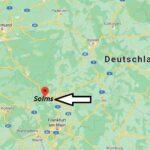 Wo ist Solms (Postleitzahl 35606)