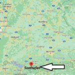 Wo ist Sonthofen (Postleitzahl 87527)
