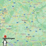 Wo ist Spaichingen (Postleitzahl 78549)