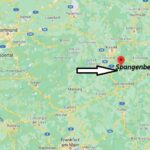 Wo ist Spangenberg (Postleitzahl 34286)