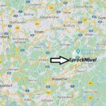Wo ist Sprockhövel (Postleitzahl 45549)