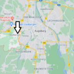 Wo ist Stadtbergen (Postleitzahl 86391)