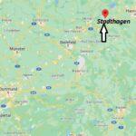 Wo ist Stadthagen (Postleitzahl 31655)