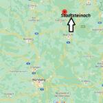 Wo ist Stadtsteinach (Postleitzahl 95346)