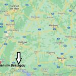 Wo ist Staufen im Breisgau (Postleitzahl 79219)