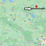 Wo ist Stavenhagen (Postleitzahl 17153)