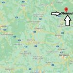 Wo ist Steinach (Postleitzahl 96523)
