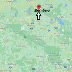 Wo ist Sternberg (Postleitzahl 19406)