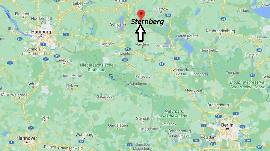 In welchem Bundesland liegt Sternberg