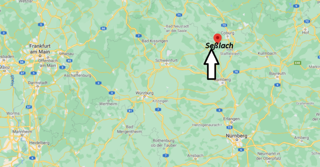 Wo liegt Seßlach