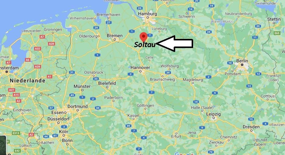 In welchem Land liegt Soltau
