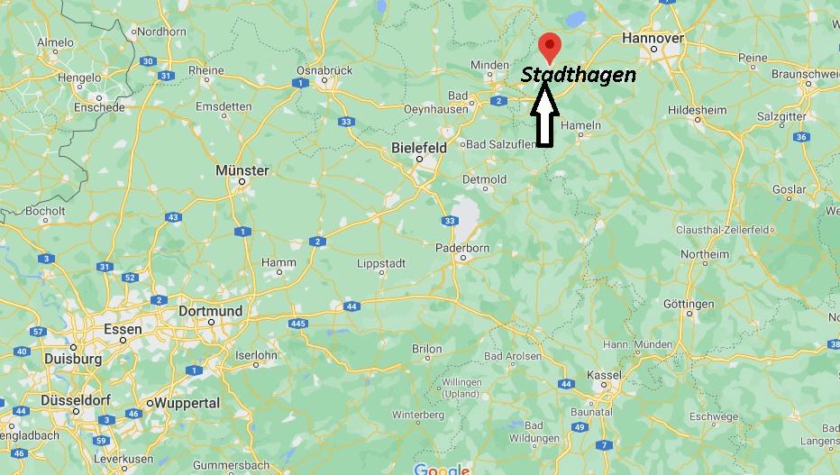 In welchem Bundesland ist Stadthagen