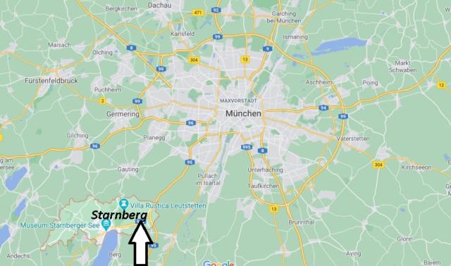 Wo liegt Starnberg