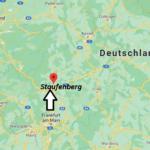 Wo liegt Staufenberg
