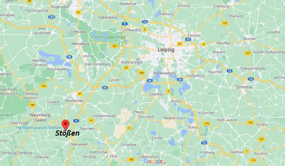 In welchem Bundesland liegt Stößen