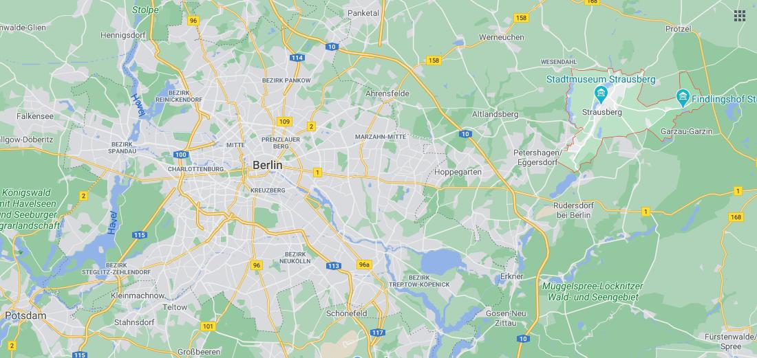 In welchem Bundesland liegt Strausberg
