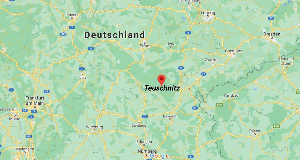 In welchem Bundesland liegt Teuschnitz