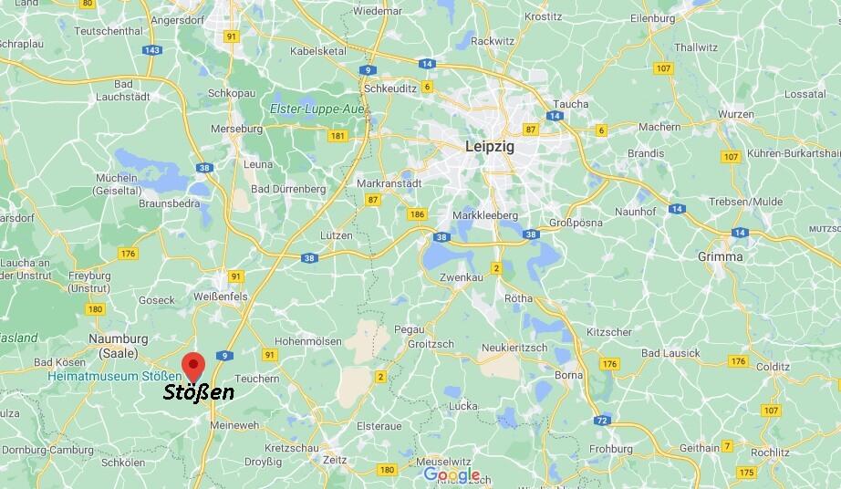 Stadt Stößen