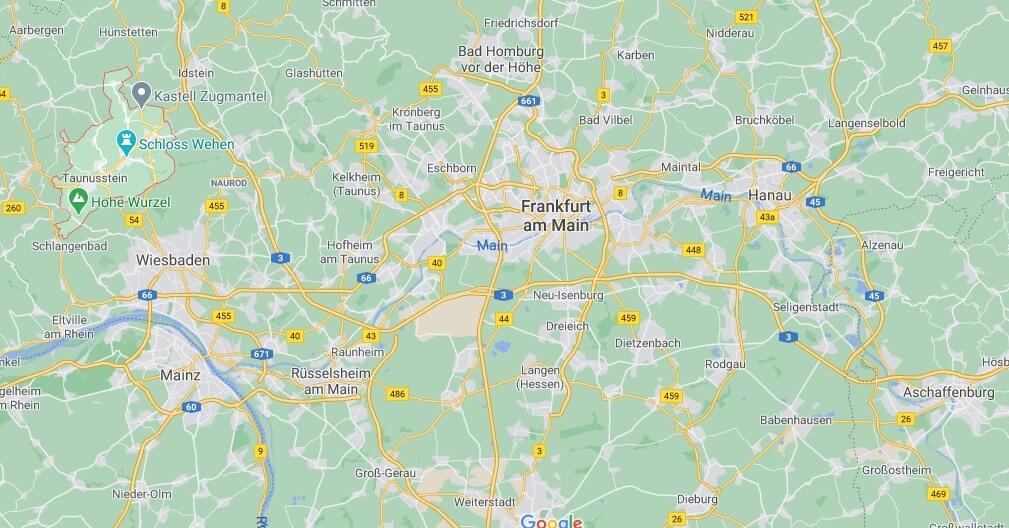 In welchem Bundesland liegt Taunusstein