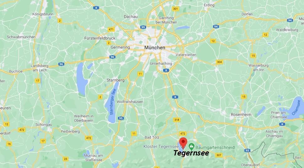 Stadt Tegernsee