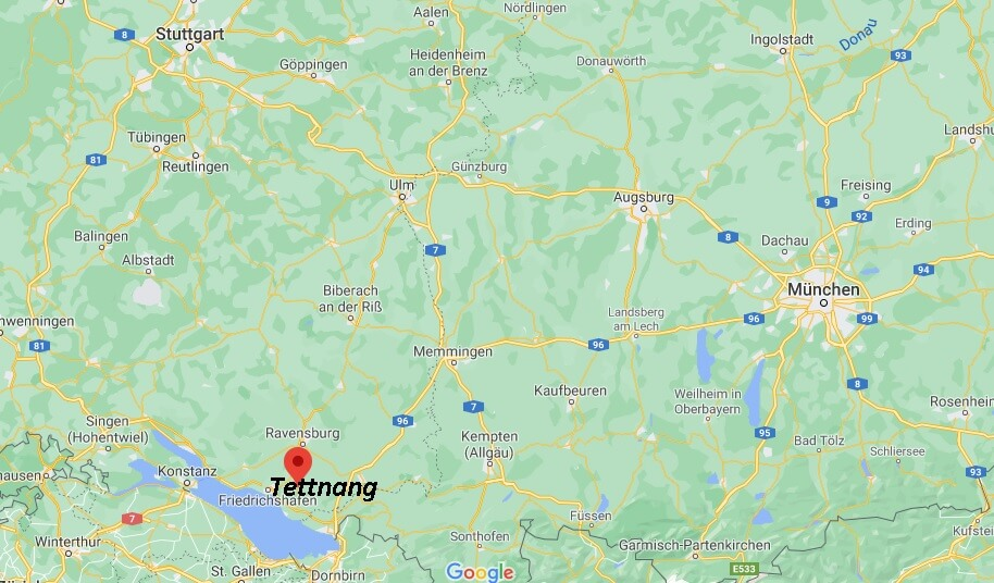 Stadt Tettnang