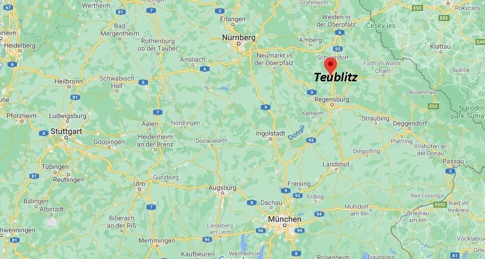 In welchem Bundesland liegt Teublitz