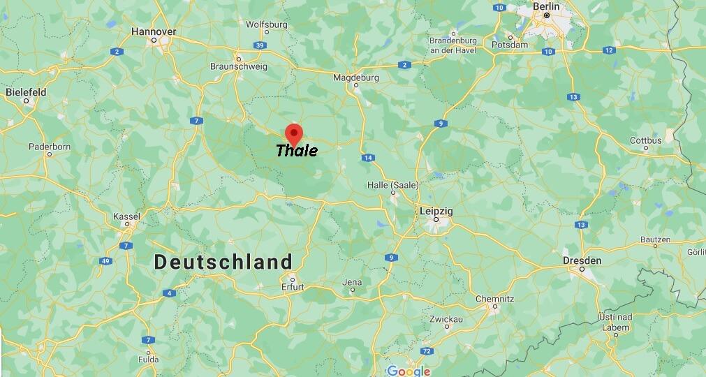 Stadt Thale