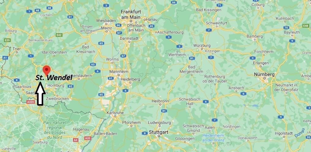 In welchem Bundesland liegt St Wendel