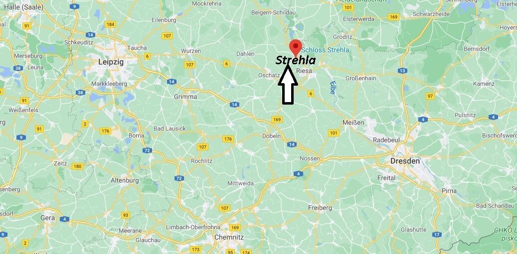 In welchem Bundesland liegt Strehla