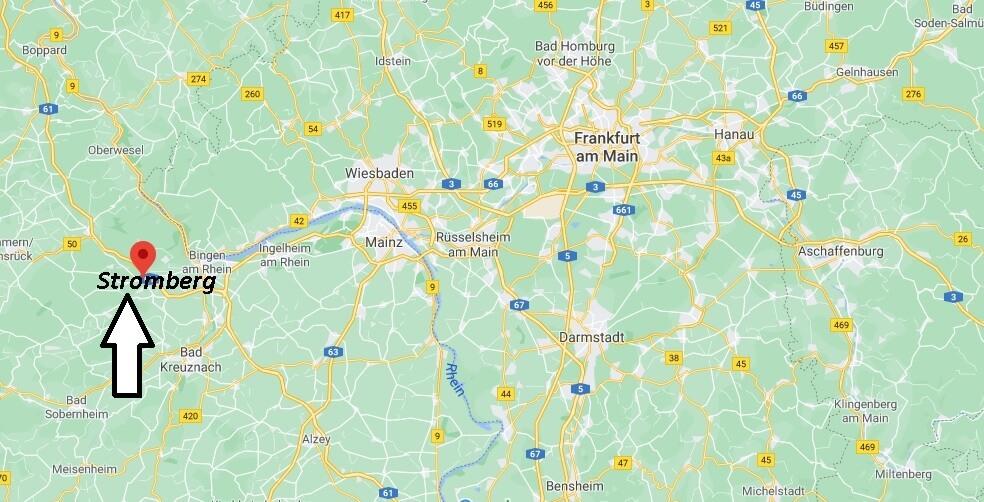 In welchem Bundesland liegt Stromberg