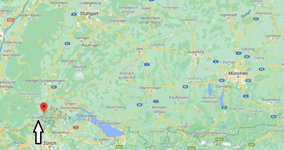 In welchem Bundesland liegt Stühlingen