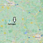 Wo ist Sulingen (Postleitzahl 27232)