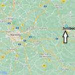 Wo ist Sulzbach-Rosenberg (Postleitzahl 92237)