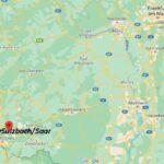 Wo ist Sulzbach Saar (Postleitzahl 72172)