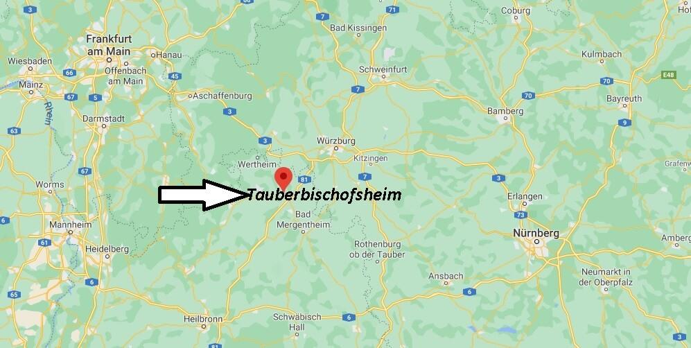In welchem Bundesland liegt Tauberbischofsheim