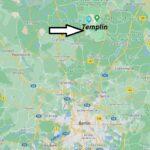 Wo ist Templin (Postleitzahl 17268)