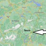 Wo ist Tessin (Postleitzahl 18195)